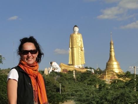 Monywa (Mandalay), Myanmar, diciembre de 2012