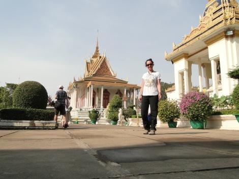 Phnom Penh, Camboya, enero de 2013