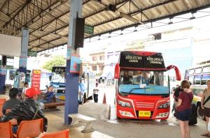 Estación de autobuses de Chiang Mai