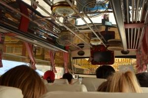 Bus de Chiang Mai a Chinag Khong