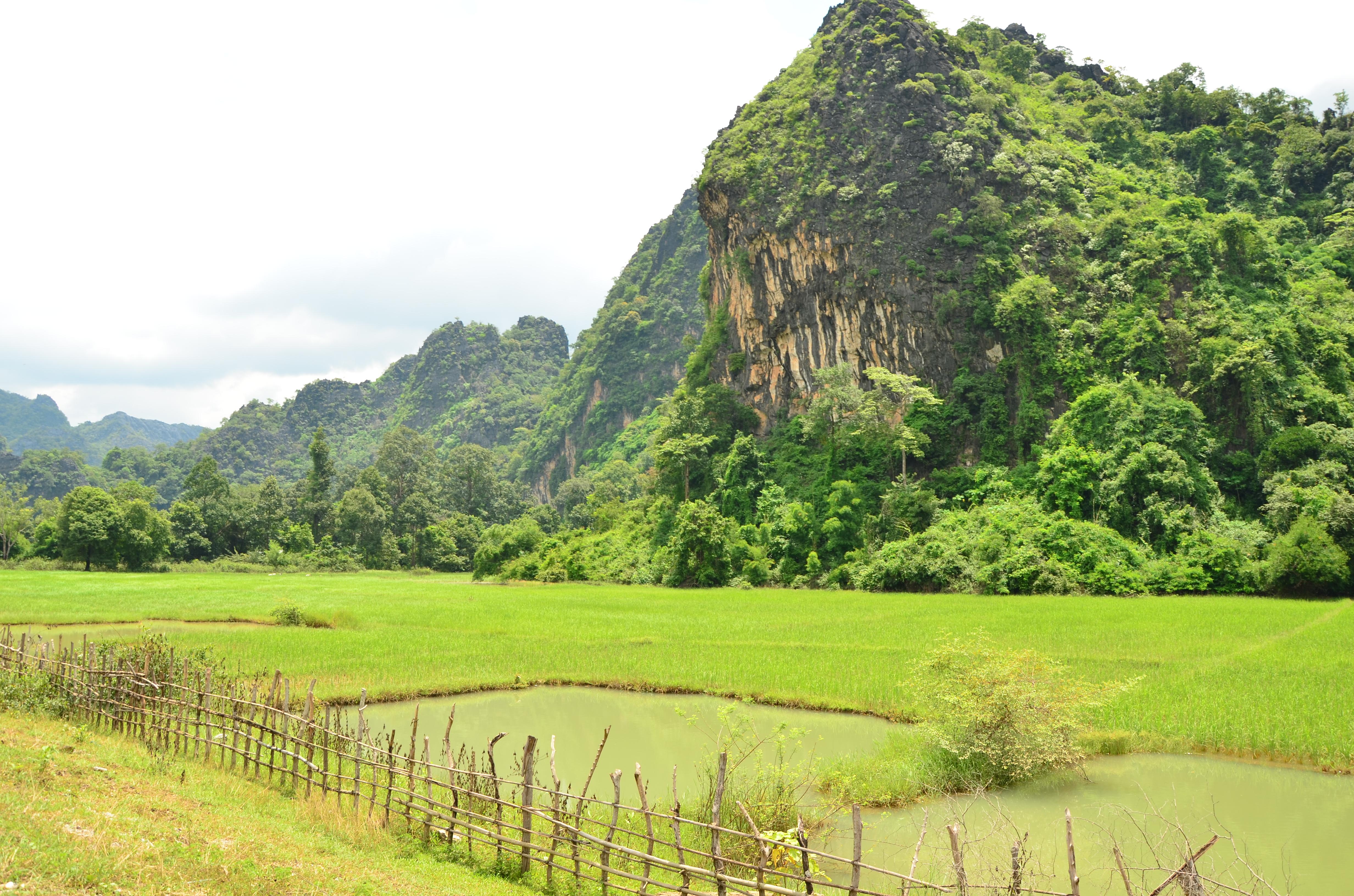 Alrededores de Tha Khaek