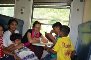 Tren Kandy-Nuwera Eliya